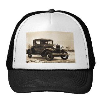 Ford 1930 modela un cupé - vintage gorros