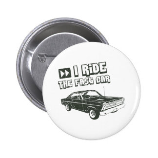 Ford 1966 Fairlane GT 427 Pin