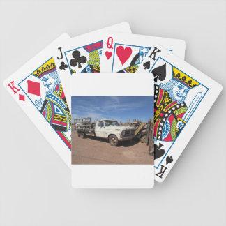Ford 1969 acarrea baraja cartas de poker