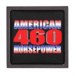 Ford 460 caballos de fuerza americanos caja de recuerdo de calidad