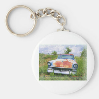 Ford Aint That A Shame Basic Round Button Keychain