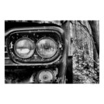 Ford antiguo impresiones