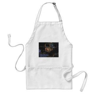 ford art adult apron