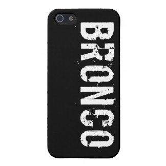 Ford Bronco iPhone Case Cover For iPhone 5/5S