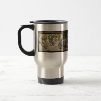 Ford Brown-Establishment of the Flemish Weavers 15 Oz Stainless Steel Travel Mug