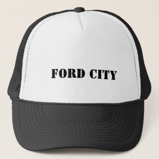 Ford City Trucker Hat