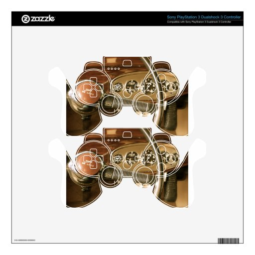 Ford Classics PS3 Controller Decal