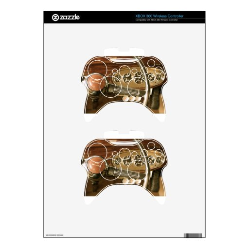 Ford Classics Xbox 360 Controller Decal