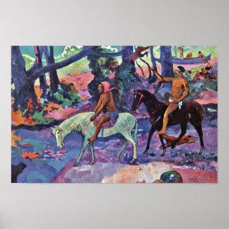 Ford de Gauguin Paul (la mejor calidad) Posters
