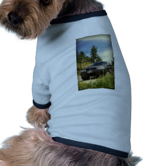 Ford Escape Dog Tee Shirt