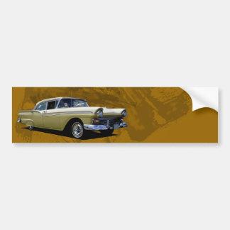 Ford Fairlane Bumper Sticker