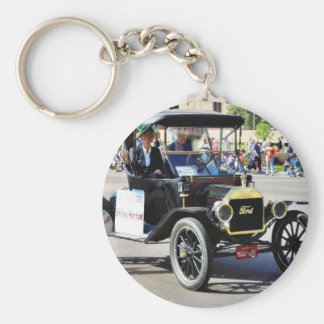 Ford Model T Cars Parades Keychain