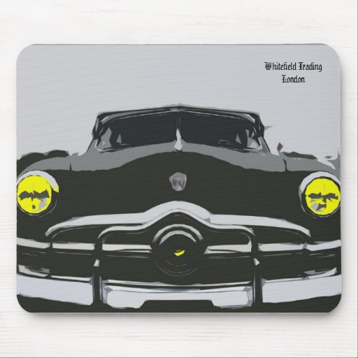Ford Mousepad