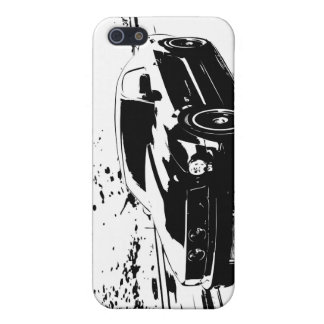 Ford Mustang GT Coupe iPhone SE/5/5s Cover