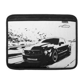 Ford Mustang Rolling Shot Macbook Air Sleeve