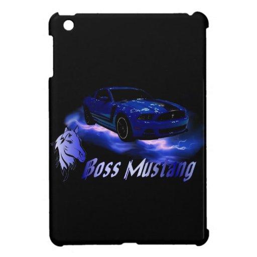 Ford: Mustango 2012 de Boss iPad Mini Cárcasa