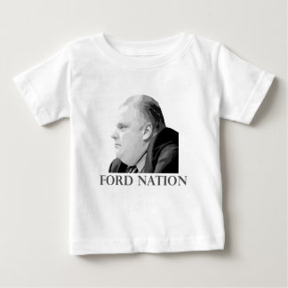 Ford Nation Baby T-Shirt