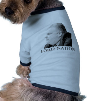 Ford Nation Dog T Shirt