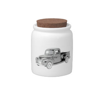 Ford Pickup1940 Candy Jar