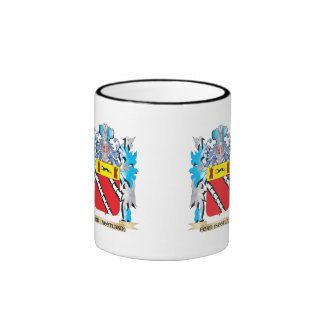 Ford- Scotland Coat of Arms - Family Crest Mug