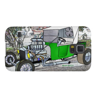 Ford T Bucket Hot Rod Galaxy S5 Cover