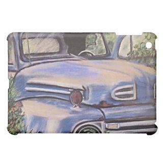 Ford Truck - cricketdiane art - iPad cover art