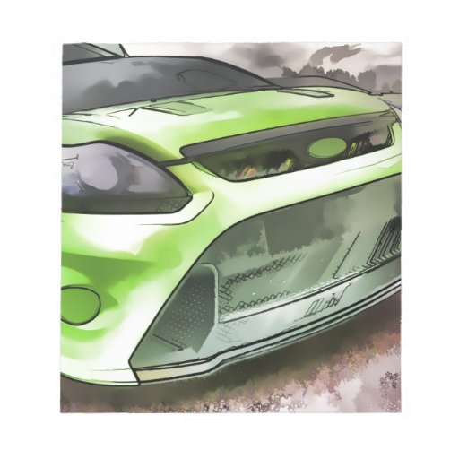 Ford verde RS Turbo Bloc