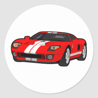 FordGT Stickers