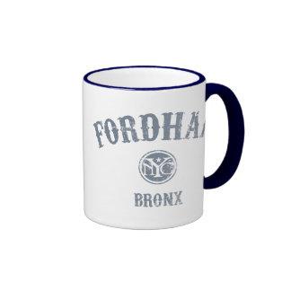 Fordham Ringer Coffee Mug