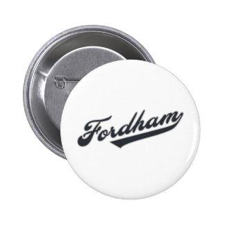 Fordham Pin Redondo De 2 Pulgadas