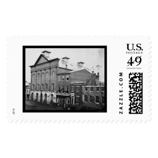 Ford's Theater, Scene of Lincoln's Death 1865 Postage