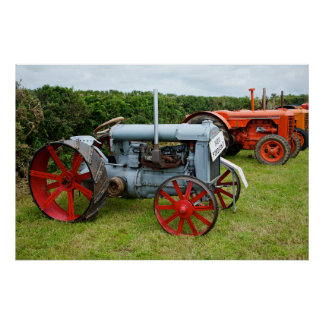 Fordson Tractor Posters