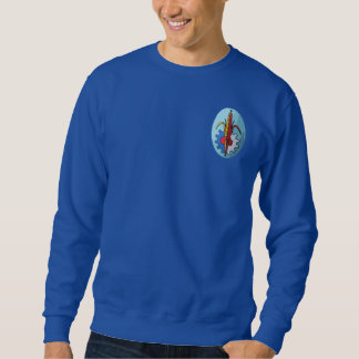 Fordson Tractor Vintage Hiking Duck Sweatshirt