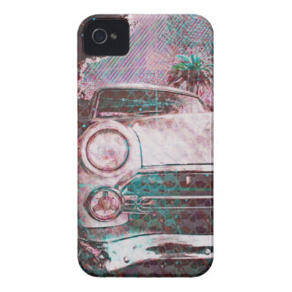 fordstradamus - old school car in sanfrancisco Case-Mate iPhone 4 case