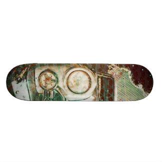 fordstradamus - old school car in sanfrancisco skate board decks