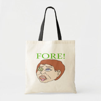 Fore Budget Tote Bag