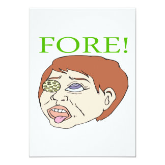 Fore Card