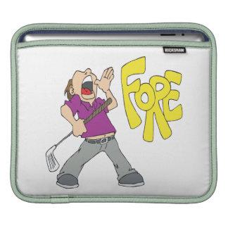 Fore iPad Sleeve