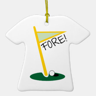 Fore! Ornaments