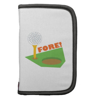 Fore! Organizers