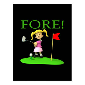 Fore Postcard
