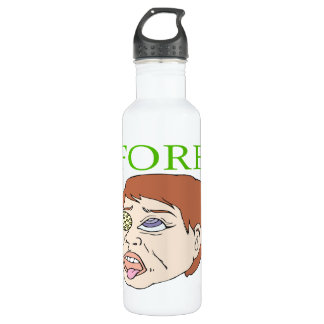 Fore Stainless Steel Water Bottle