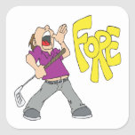 Fore Stickers