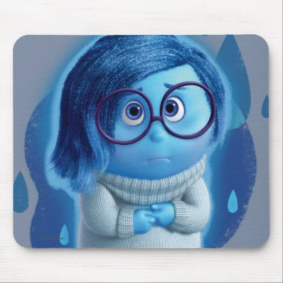 Forecast is for Blue Skies Mouse Pad
