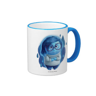Forecast is for Blue Skies Ringer Coffee Mug