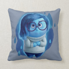 Forecast is for Blue Skies Throw Pillows
