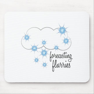 Forecasting Flurries Mousepads