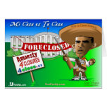 Foreclose United States White House Greeting Cards