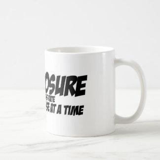 Foreclosure Rate Coffee Mug