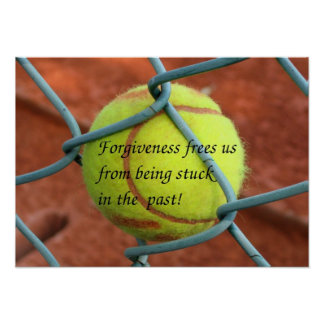Foregiveness sets us Free! Posters